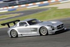 Auto - SLS AMG GT3