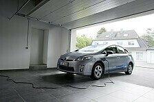 Auto - Niedrigster Testverbrauch f�r Benziner: Toyota Prius Plug-in mit neuem Verbrauchsrekord