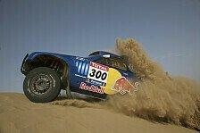 Dakar - Dakar-Generalprobe: Race Touareg 3 deb�tiert in Russland
