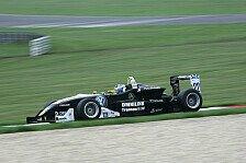 Formel 3 Cup - Entscheidung kurz vor dem Ziel: Jimmy Eriksson gewinnt Auftaktrennen