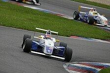 ADAC Formel Masters - Podiumspl�tze f�r Vermont und Baumann: Stanaway sichert sich zehnten Saisonsieg