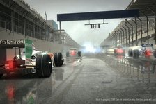 Games - Faszination Nachtrennen: Gameplay-Video - F1 2010: Nachtrennen in Singapur