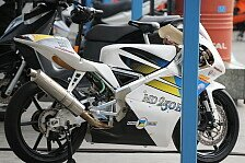 Moto3 - Weiteres Projekt: Moto3 - Moro-Projekt mit Sherco-Motor