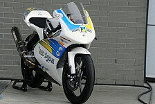 Moto3 - Moto3-Maschine in Bild und Ton: Video - HRC NRS 250 Moto3