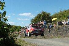 WRC - Stein des Ansto�es: Video - Duval vs Hinkelstein