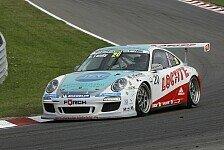 Carrera Cup - Das erste Mal zu Gast in Brands Hatch: Spannender Dreikampf um den Titel