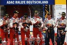 WRC - Stimmen zur Rallye Deutschland