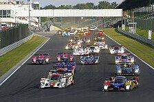 Le Mans Serien - Einige Wechsel zum vorletzten Lauf: Budapest: Bislang 26 Boliden angemeldet