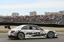 DTM - Es wird kein Pappenstil: Mercedes will Vorjahressieg wiederholen