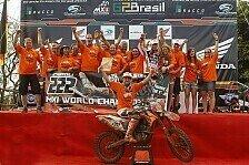 Bikes - MXGP Brasilien