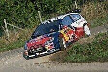 WRC - WRC in Deutschland im Aufschwung: Hermann Tomczyk
