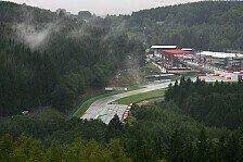 Formel 1 Spa 2018, Wetterbericht: Regen auch im Rennen?