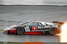 Blancpain GT Serien - Letzte Arbeiten am Auto an der Algarve : Muennich Motorsport will in die Punkter�nge