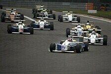 ADAC Formel Masters - Formel-Talente freuen sich auf tolle Kulisse beim Trucker-Kult in der Eifel: ADAC Formel Masters zu Gast beim Truck-GP