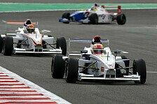 Formel BMW - In Monza kann alles passieren: Frijns gewinnt vorletztes Rennen