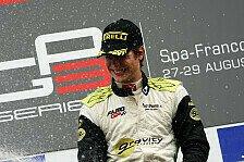 GP3 - Bilder: Spa-Francorchamps - 13. & 14. Lauf