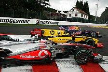 Formel 1 - K�nstler bei der Arbeit: Video - Die besten �berholman�ver