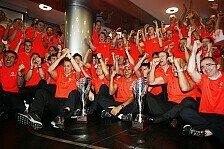 Formel 1 - Hohe Erwartungen und viel Vorfreude auf die Saison: McLaren l�sst die Mitarbeiter zu Wort kommen