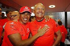 Formel 1 - Bei allem, was wir tun, gewinnen: Ron Dennis wieder McLaren-CEO