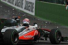 Formel 1 - Kollisionen und Wetterchaos: Spa: 11 Antworten zum Rennen