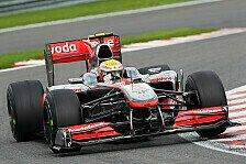Formel 1 - Chance genutzt: McLaren musste Auto modifizieren