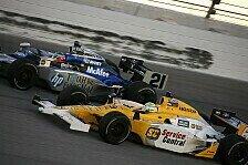 IndyCar - F�r Dreyer & Reinbold am Start: Davey Hamilton kehrt zur�ck