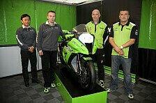 Superbike - Am 10. Januar beginnt die Saison: Kawasaki testet mit 6 Mann