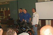 MotoGP - Kooperation seit einiger Zeit: Suter: Bauen kein Ducati-Chassis