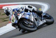 Superbike - Bei Suzuki war kein Platz mehr: Sylvain Guintoli