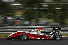 F3 Euro Series - Marco Wittmann auf dem Podium: Jim Pla holt ersten Sieg in der Formel 3