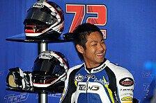 Moto2 - Gresini-Aufstellung steht scheinbar: Takahashi und Pirro bei Gresini in 2011