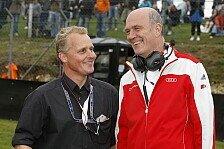 Mehr Motorsport - Erstmals die 24 Stunden auf dem Programm: Herbert mit Audi in Spa am Start
