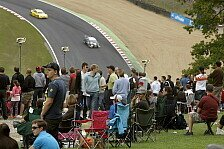 DTM - Bilder: Brands Hatch - Backstage