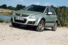 Auto - Trendiges Urban Cross Car: Suzuki legt Sondermodell SX4 limited auf