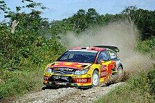 WRC - Japan Tag 2: Dreikampf an der Spitze