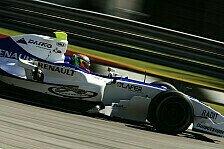 GP2 - Von der Auto GP in die GP2: Fabrizio Crestani bei Lazarus