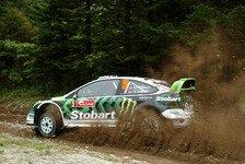 WRC - Stimmen zur Rallye Japan