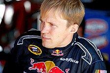 NASCAR - Er liebt eben seine dirt tracks: Ekstr�m: R�ckendeckung f�r Stewart