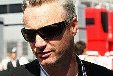 Formel 1 - Man muss nicht Weltmeister sein: Irvine reichster Formel-1-Fahrer der Insel