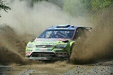 WRC - Bilder: Rallye Japan - 10. Lauf