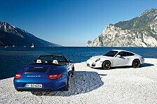 Auto - Vier Siege in f�nf Jahrgangsklassen: Porsche siegt beim T�V Report 2011