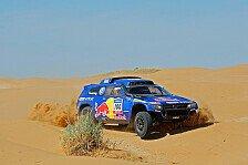 Dakar - Race Touareg 3 - Wussten Sie, dass...