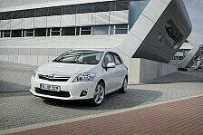 Auto - Vollhybridtechnologie in der Kompaktklasse vor dem Marktstart: Familienzuwachs: Toyota Auris Hybrid