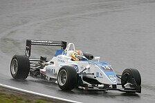 F3 Euro Series - Abtrocknende Strecke: Vanthoor beginnt Saison mit Testbestzeit