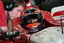 Formel 1 - Mit f�nf Millionen w�re ich in der F1: Neel Jani: Es fehlt das Geld
