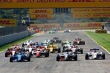 Formel 2 - Eigener Rennkalender: Formel 2 trennt sich von der WTCC