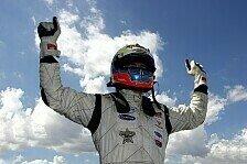 Mehr Motorsport - Hodentumor besiegt: Dean Stoneman zur�ck im Rennsport