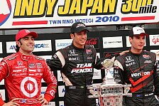 IndyCar - Gaststart in Down Under: Sechs Fahrer startet in der V8 Supercars