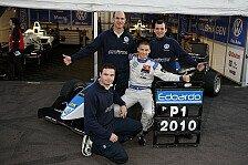 F3 Euro Series - Auch ohne Formel 1 gl�cklich: Edoardo Mortara �ber seine Zukunft