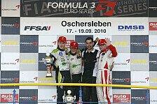 Formel 3 EM - Oschersleben